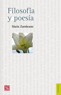 Resultado de imagen para maria zambrano filosofia y poesia
