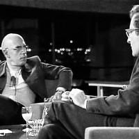 Chomsky vs Foucault