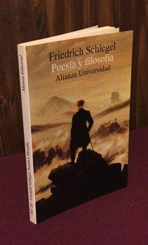 """Resultado de imagen de friedrich schlegel poesía y filosofia"""""""